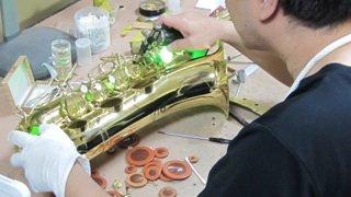 ファゴット修理 管楽器修理